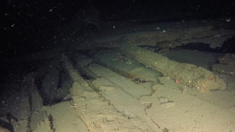 Titanic chileno
